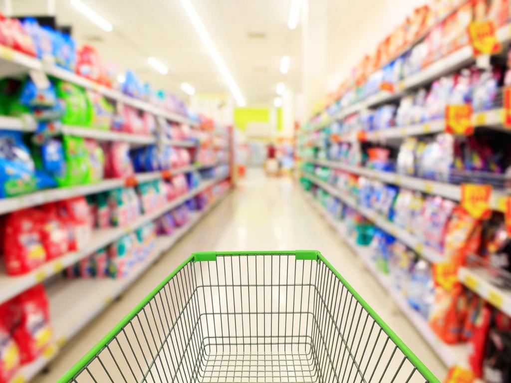 Топ супермаркетов россии