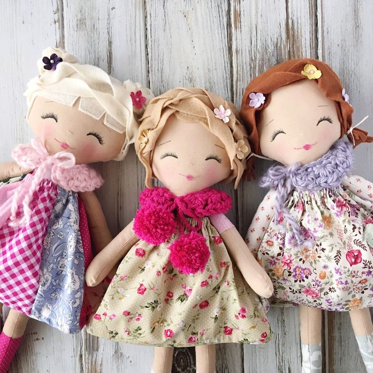 куклы своими руками картинки каждой странице было