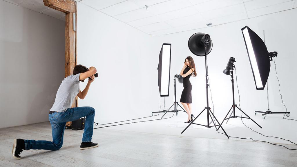 Как открыть фотостудию с нуля, бизнес план