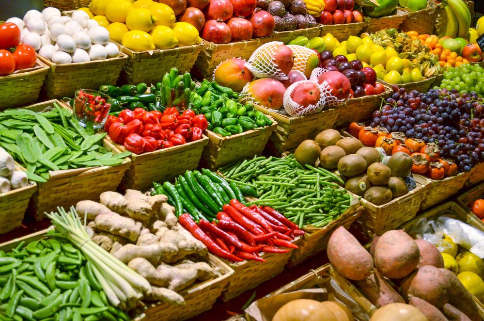 Бизнес план по продаже овощей и фруктов
