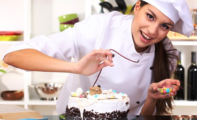 Свой бизнес на дому на тортах