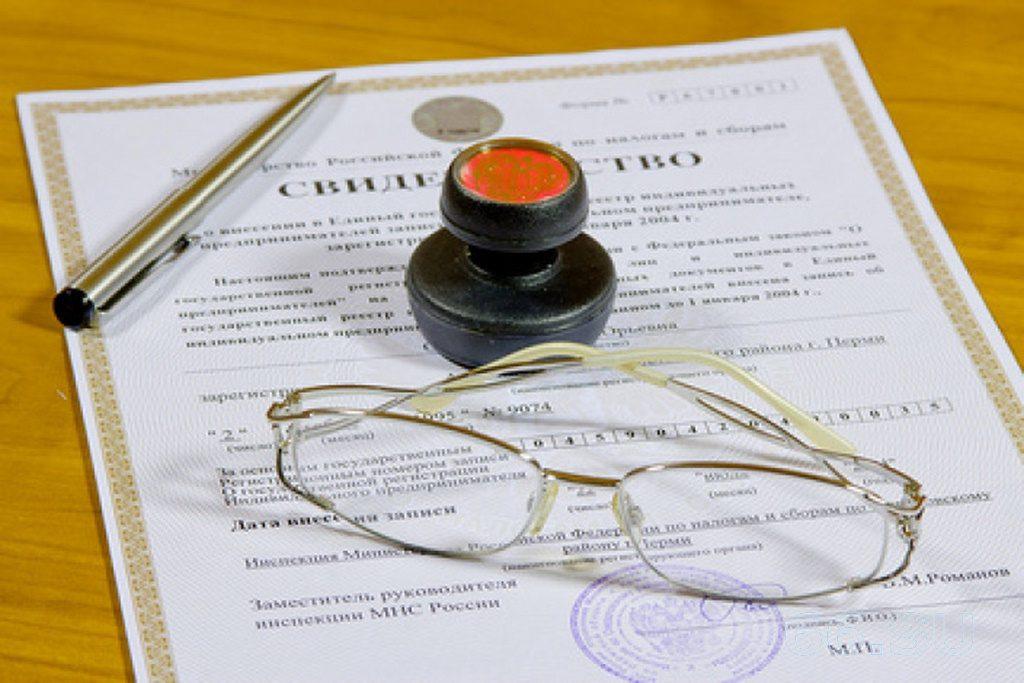 Какие документы выдают ип при регистрации ведение домашней бухгалтерии онлайн бесплатно