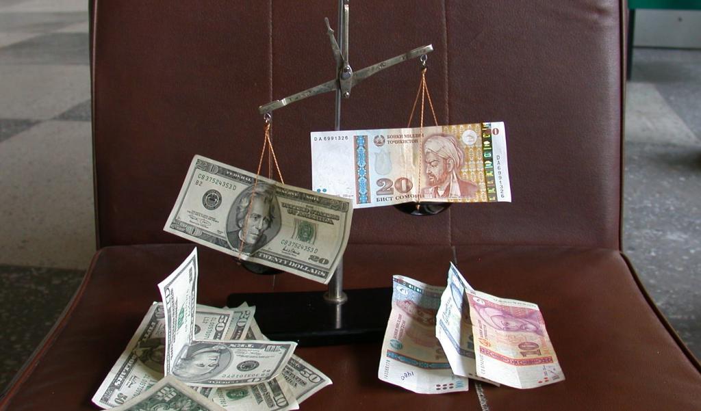 Как называются деньги в Таджикистане